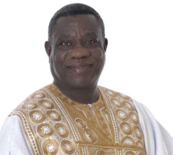NDC CONGRESS RESULTS-Prof Wins